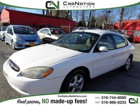 2000 Ford Taurus for sale at CarNation AUTOBUYERS, Inc. in Rockville Centre NY