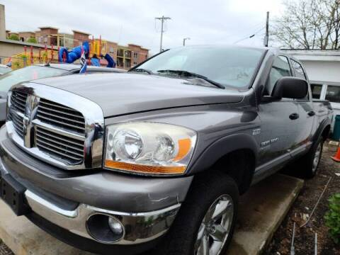 2006 Dodge Ram Pickup 1500 for sale at Steve's Auto Sales in Madison WI