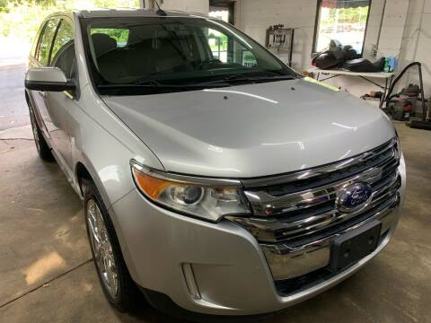2013 Ford Edge for sale at QUINN'S AUTOMOTIVE in Leominster MA