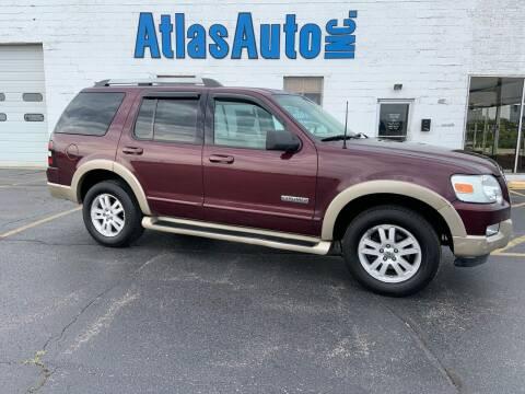 2006 Ford Explorer for sale at Atlas Auto in Rochelle IL