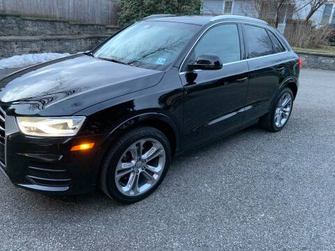 2016 Audi Q3 for sale at Jardims' Automotive in Roselle NJ