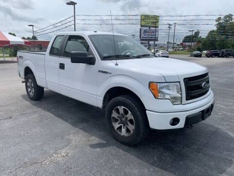2014 Ford F-150 for sale at Tim Short Auto Mall in Corbin KY