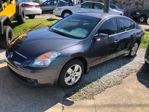 2008 Nissan Altima for sale at E Motors LLC in Anderson SC