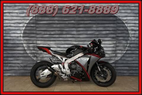 2011 Honda CBR1000RR for sale at AZautorv.com in Mesa AZ