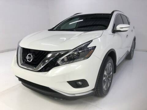 2018 Nissan Murano for sale at Curry's Cars Powered by Autohouse - AUTO HOUSE PHOENIX in Peoria AZ