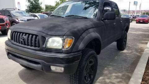 2002 Toyota Tacoma for sale at John 3:16 Motors in San Antonio TX