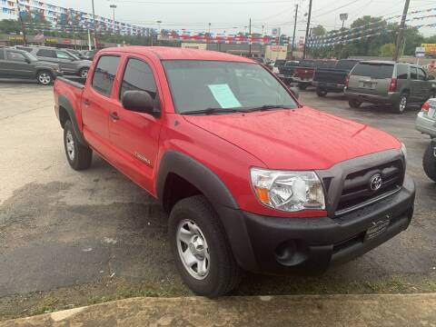 2008 Toyota Tacoma for sale at Rutledge Auto Group in Palestine TX