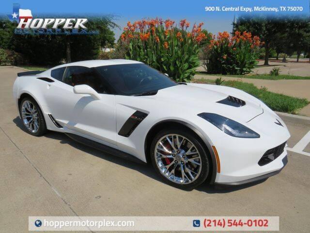 2017 Chevrolet Corvette for sale in Mckinney, TX