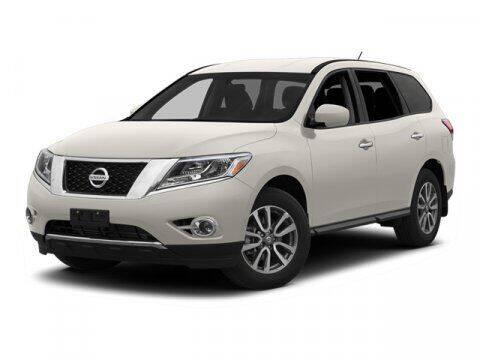 2013 Nissan Pathfinder for sale at BEAMAN TOYOTA in Nashville TN