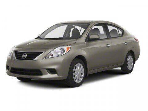 2013 Nissan Versa for sale at Stephen Wade Pre-Owned Supercenter in Saint George UT