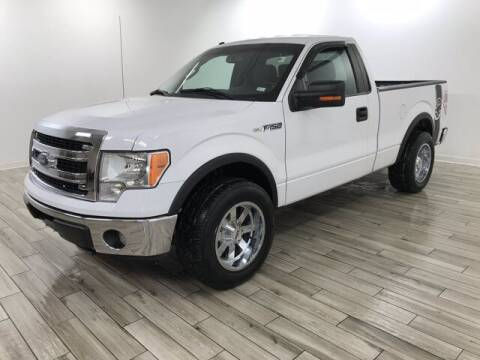 2014 Ford F-150 for sale at TRAVERS GMT AUTO SALES - Traver GMT Auto Sales West in O Fallon MO