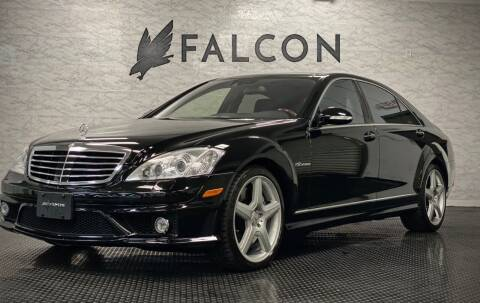 2007 Mercedes-Benz S-Class for sale at FALCON MOTOR GROUP in Orlando FL