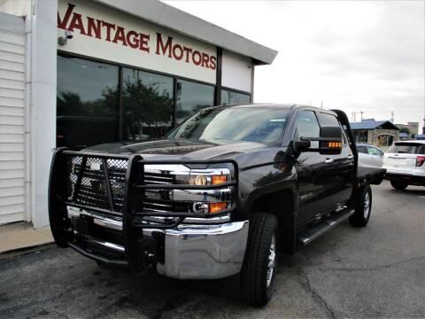 2015 Chevrolet Silverado 2500HD for sale at Vantage Motors LLC in Raytown MO