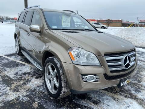 2009 Mercedes-Benz GL-Class for sale at MotoMaxx in Spring Lake Park MN