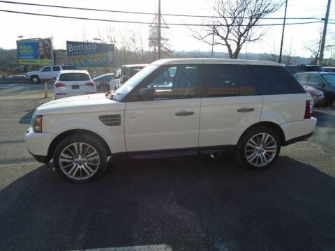 2009 Land Rover Range Rover Sport for sale at Gemini Auto Sales in Providence RI