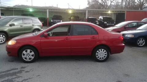 2008 Toyota Corolla for sale at Lewis Used Cars in Elizabethton TN