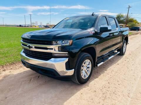 2020 Chevrolet Silverado 1500 for sale at A AND A AUTO SALES in Gadsden AZ