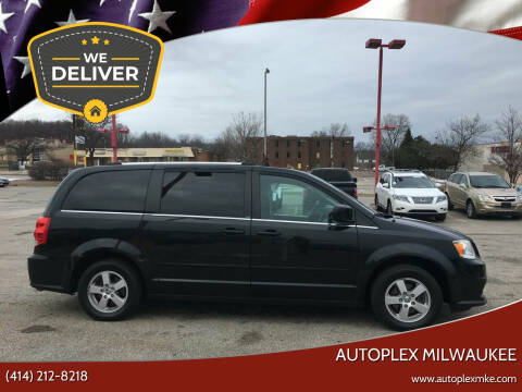 2011 Dodge Grand Caravan for sale at Autoplex 2 in Milwaukee WI