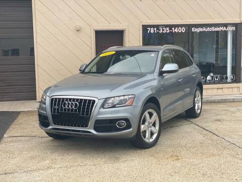 2011 Audi Q5 for sale at Eagle Auto Sales LLC in Holbrook MA