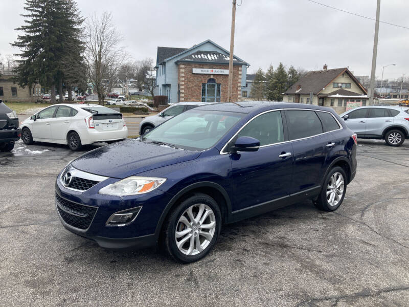 2012 Mazda CX-9 for sale at Indiana Auto Sales Inc in Bloomington IN