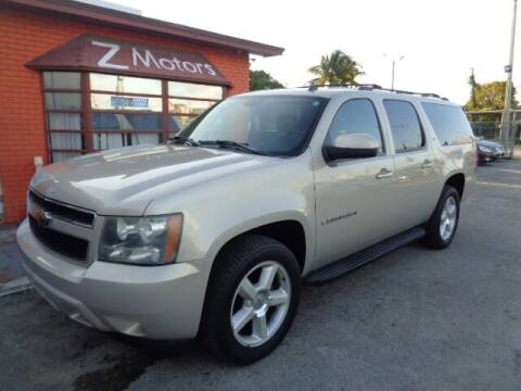 2007 Chevrolet Suburban for sale at Z MOTORS INC in Hollywood FL