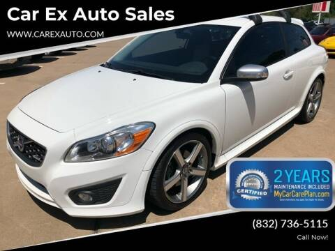 2012 Volvo C30 for sale at Car Ex Auto Sales in Houston TX