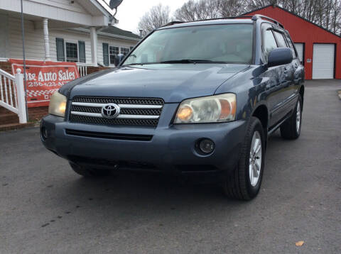 2006 Toyota Highlander Hybrid for sale at Ace Auto Sales - $1400 DOWN PAYMENTS in Fyffe AL