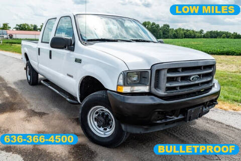2004 Ford F-250 Super Duty for sale at Fruendly Auto Source in Moscow Mills MO
