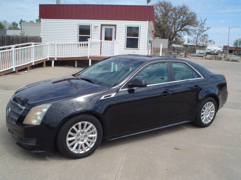 2011 Cadillac CTS for sale at World of Wheels Autoplex in Hays KS