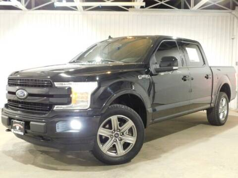 2018 Ford F-150 for sale at Bulldog Motor Company in Borger TX