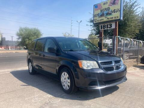2014 Dodge Grand Caravan for sale at Nomad Auto Sales in Henderson NV
