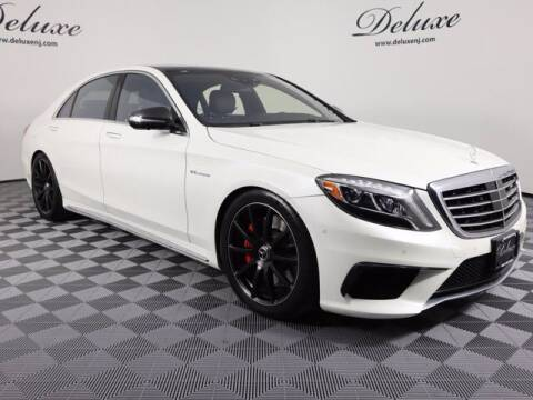 2016 Mercedes-Benz S-Class for sale at DeluxeNJ.com in Linden NJ