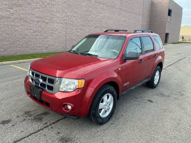 2008 Ford Escape for sale at JE Autoworks LLC in Willoughby OH
