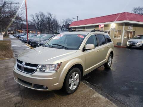 2010 Dodge Journey for sale at THE PATRIOT AUTO GROUP LLC in Elkhart IN