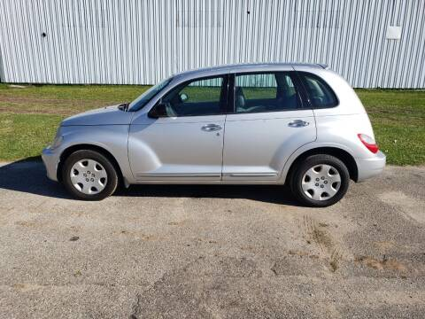 2008 Chrysler PT Cruiser for sale at Steve Winnie Auto Sales in Edmore MI