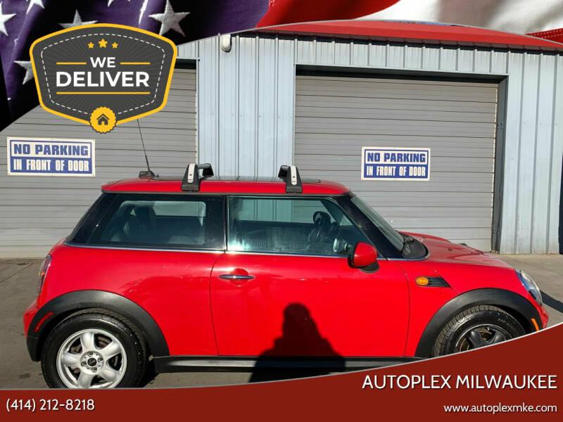 2009 MINI Cooper for sale at Autoplex 3 in Milwaukee WI