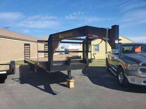 2021 Kaufman TL for sale at Will Deal Auto & Rv Sales in Great Falls MT