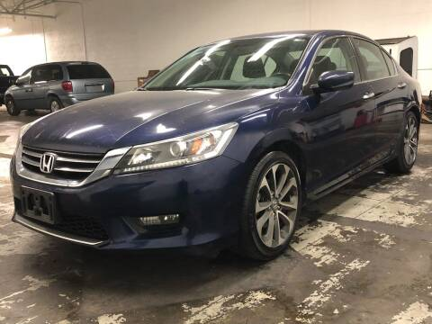 2015 Honda Accord for sale at Paley Auto Group in Columbus OH