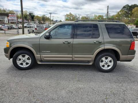 2004 Ford Explorer for sale at A-1 Auto Sales in Anderson SC