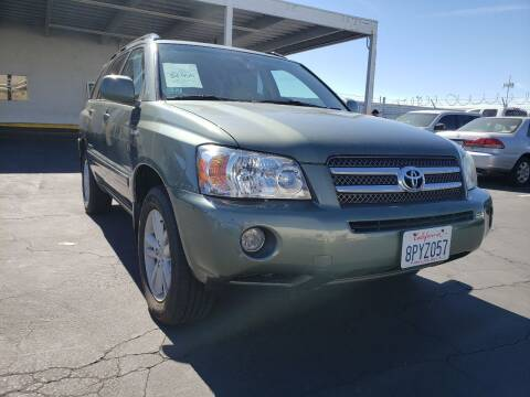 2007 Toyota Highlander Hybrid for sale at Express Auto Sales in Sacramento CA