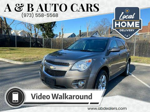 2010 Chevrolet Equinox for sale at A & B Auto Cars in Newark NJ