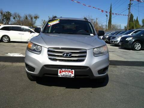 2012 Hyundai Santa Fe for sale at Empire Auto Sales in Modesto CA