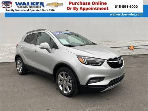 2018 Buick Encore for sale at WALKER CHEVROLET in Franklin TN