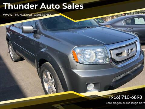 2009 Honda Pilot for sale at Thunder Auto Sales in Sacramento CA