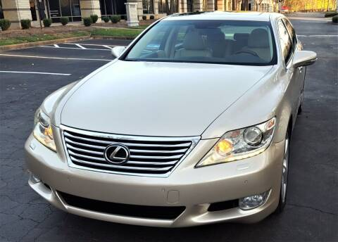2011 Lexus LS 460 for sale at memar auto sales, inc. in Marietta GA