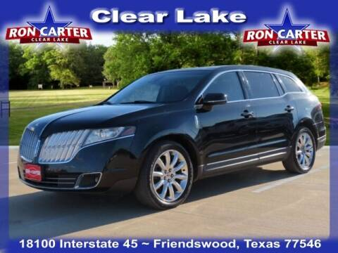 2010 Lincoln MKT for sale at Ron Carter  Clear Lake Used Cars in Houston TX