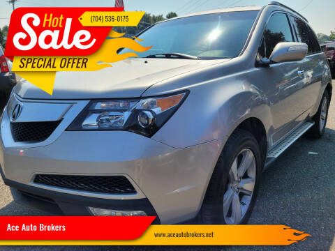 2011 Acura MDX for sale at Ace Auto Brokers in Charlotte NC