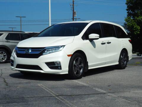 2018 Honda Odyssey for sale at Southern Auto Solutions - Kia Atlanta South in Marietta GA