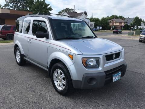2007 Honda Element for sale at Carney Auto Sales in Austin MN