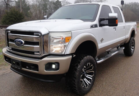 2011 Ford F-250 Super Duty for sale at JACKSON LEASE SALES & RENTALS in Jackson MS